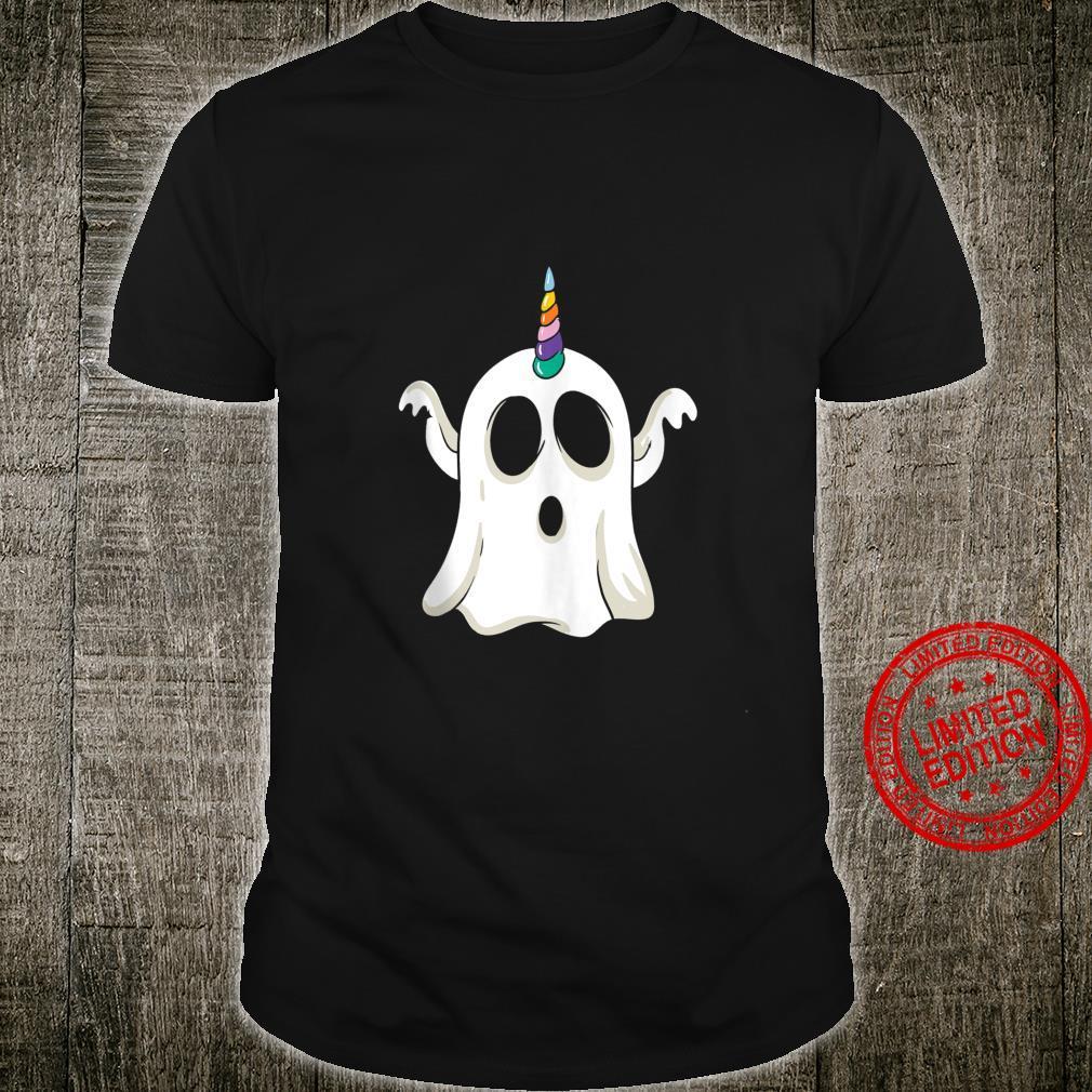 Funny Halloween Boonicorn Trick Or Treat Shirt