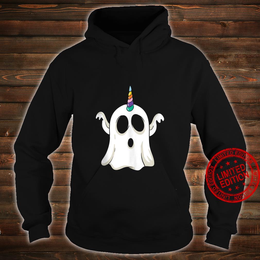 Funny Halloween Boonicorn Trick Or Treat Shirt hoodie