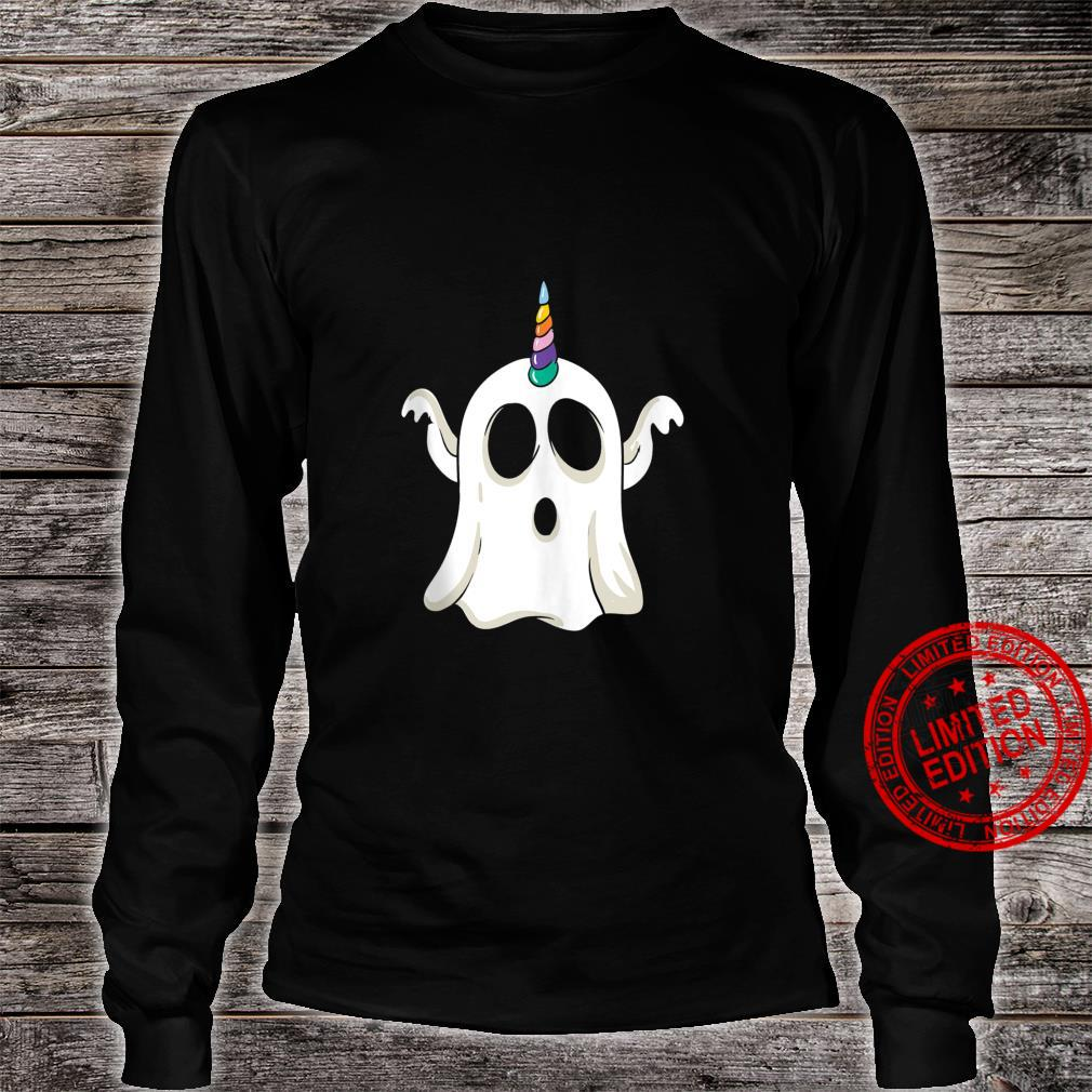 Funny Halloween Boonicorn Trick Or Treat Shirt long sleeved
