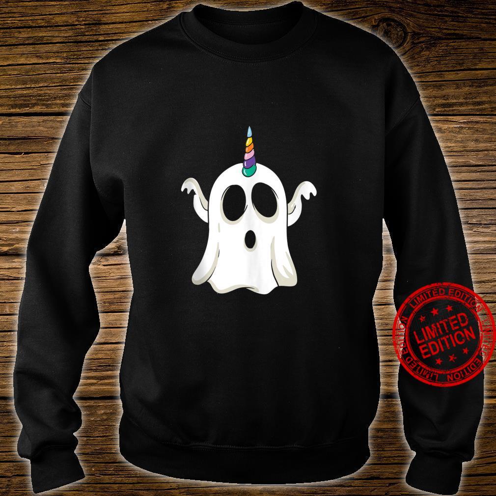 Funny Halloween Boonicorn Trick Or Treat Shirt sweater