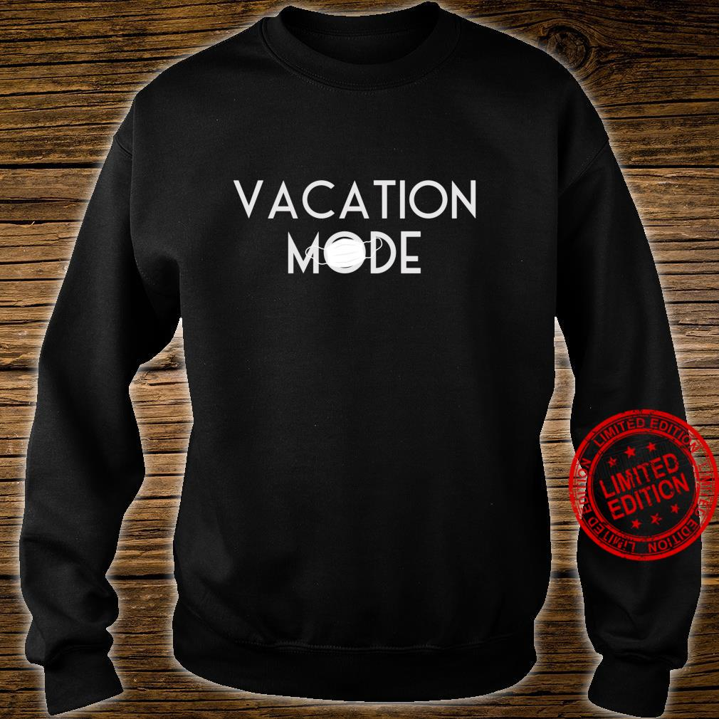 Matching Vacation Mode 2020 Family theme park match Shirt sweater