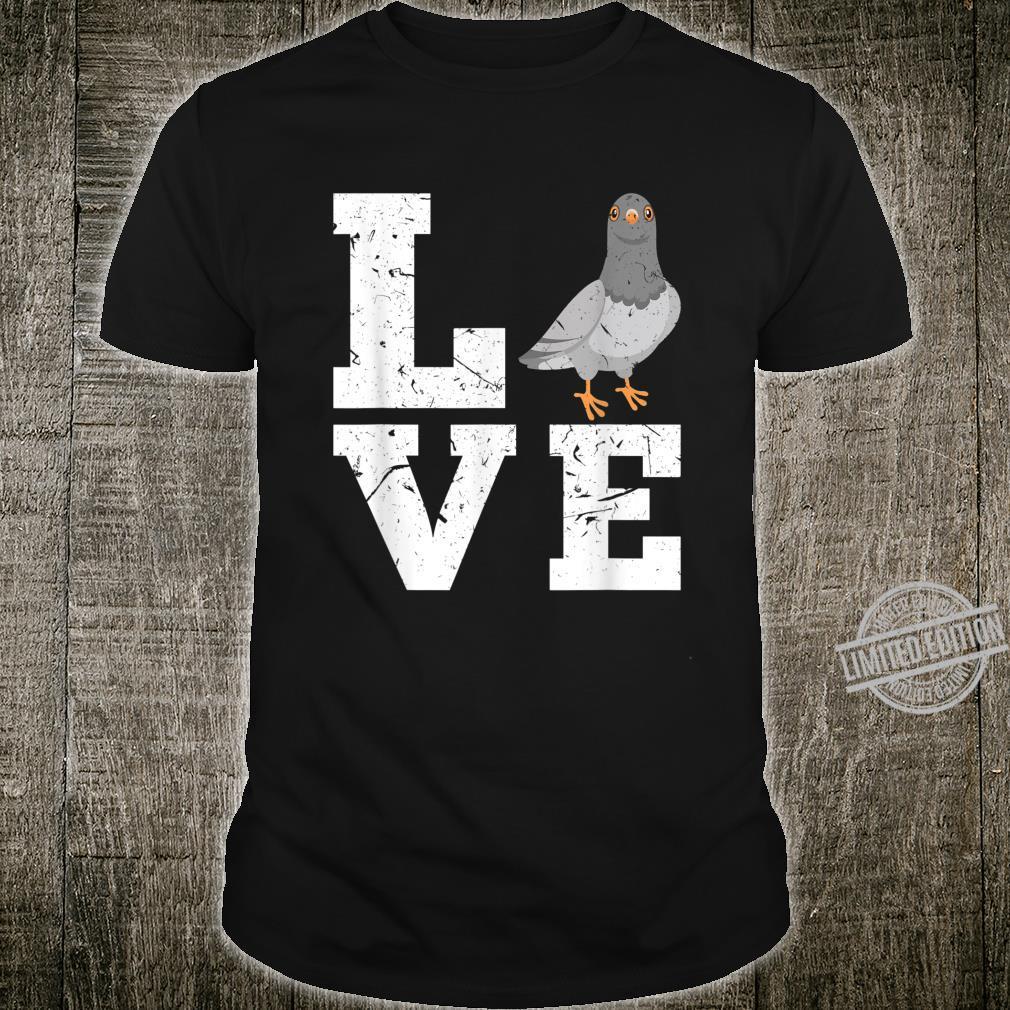 Taubenzucht Taubenzüchter Taubenhaus Züchter Tauben Geschenk Shirt
