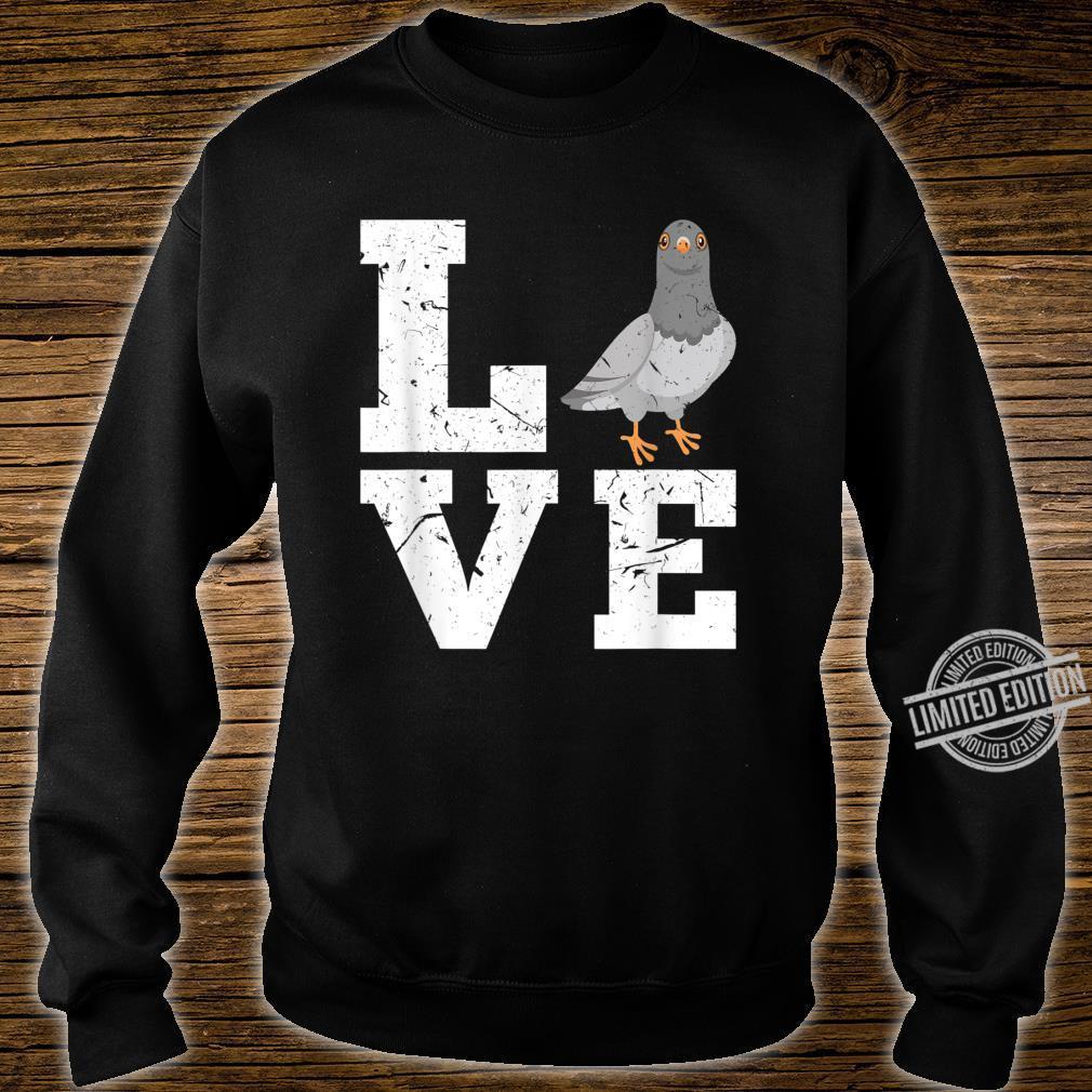 Taubenzucht Taubenzüchter Taubenhaus Züchter Tauben Geschenk Shirt sweater