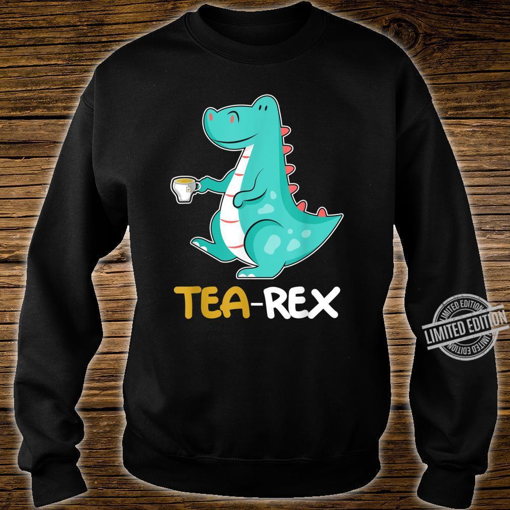 Tea RexRex Dino und Dinosaurier TRex Shirt sweater
