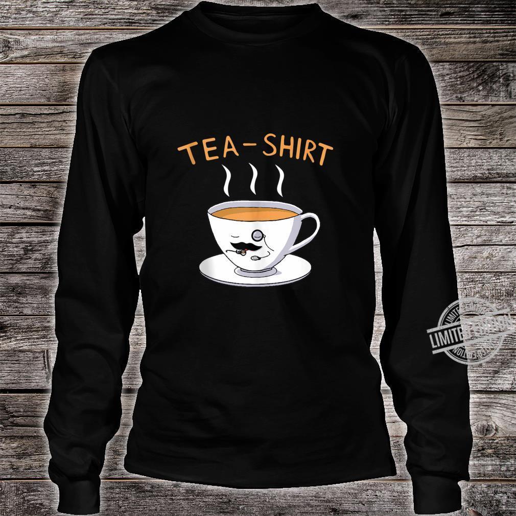 Teashirt Shirt long sleeved
