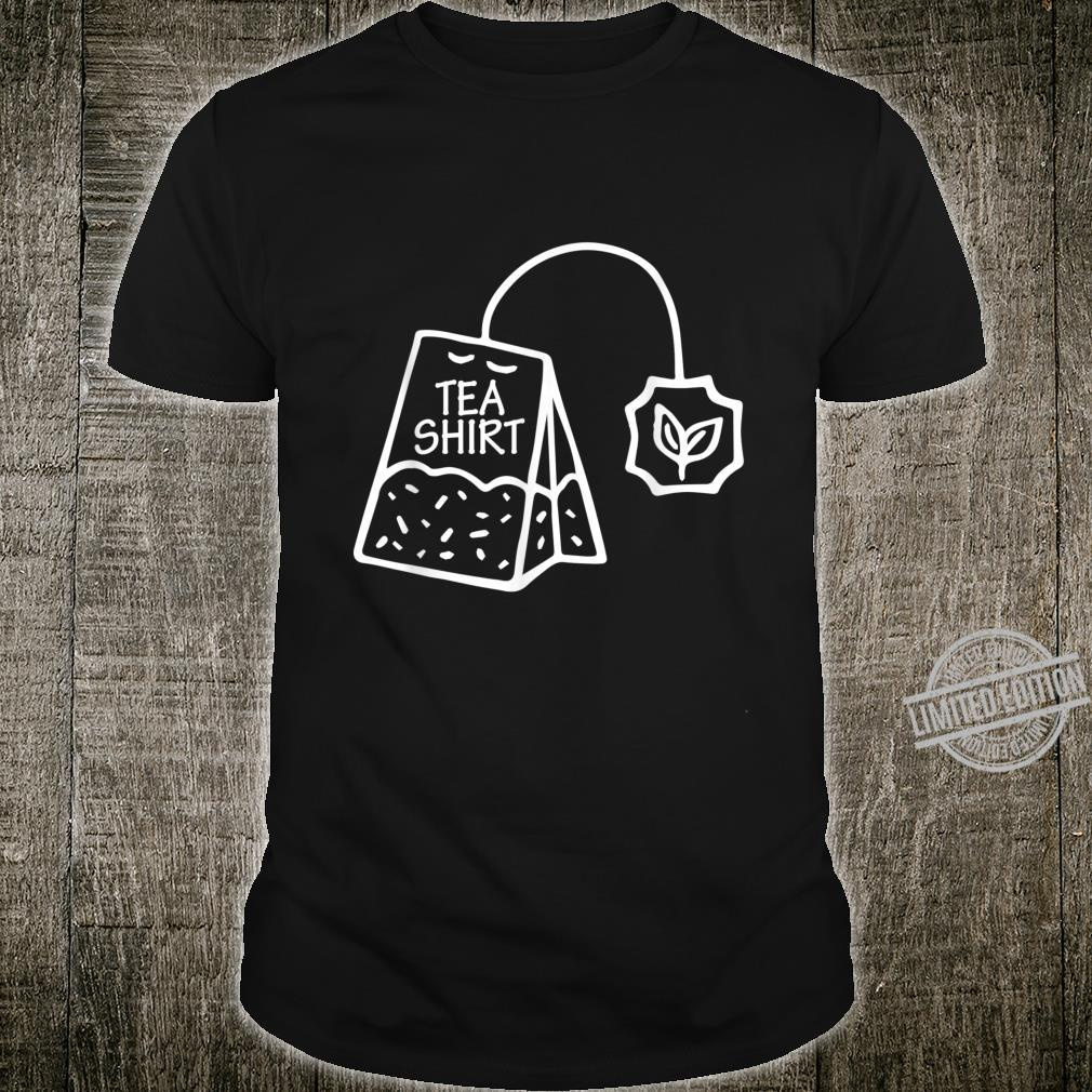 Tee Shirt Liebhaber Teesucht Teesüchtig ist Leben Tea Shirt