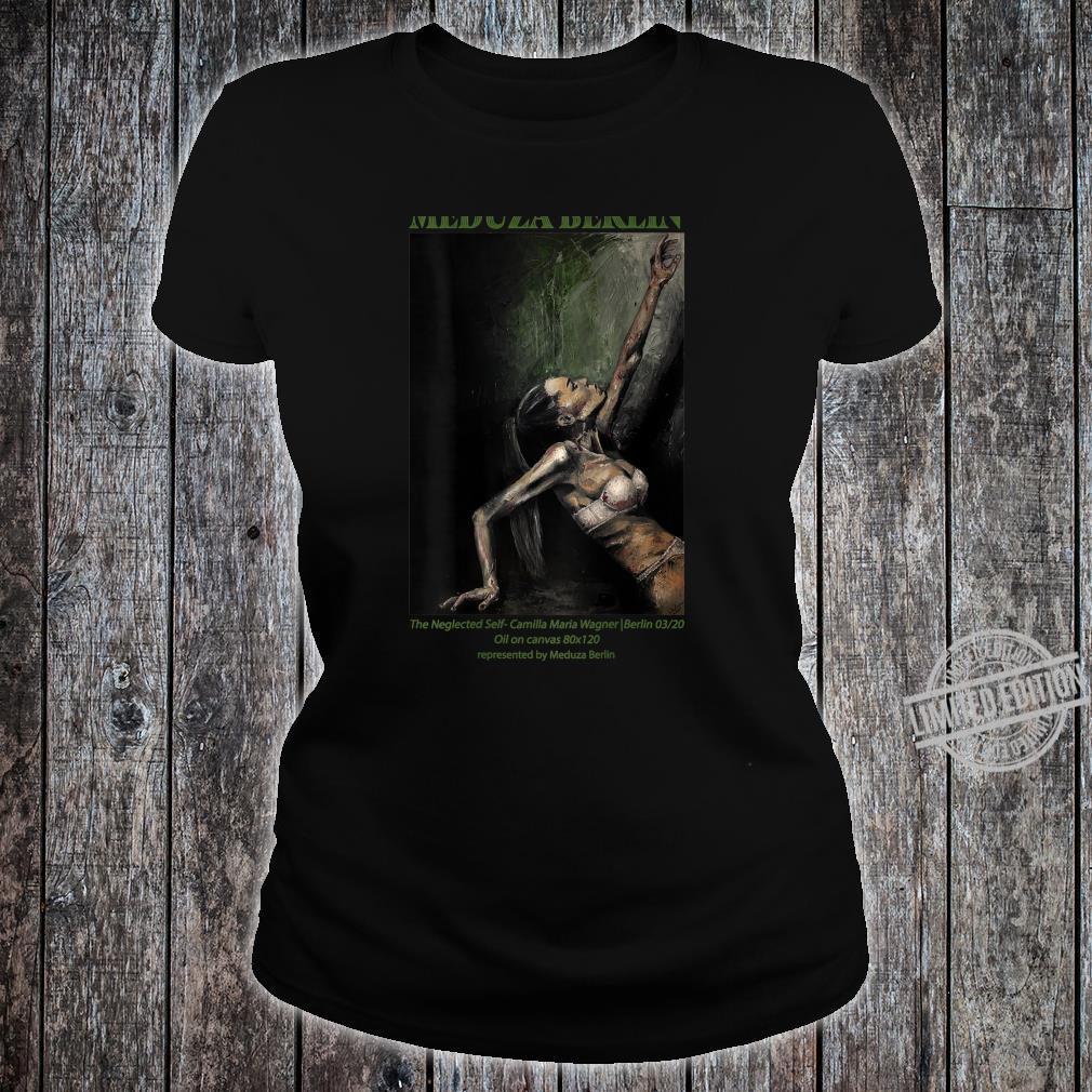The Neglected Self Meduza Art Print Shirt ladies tee