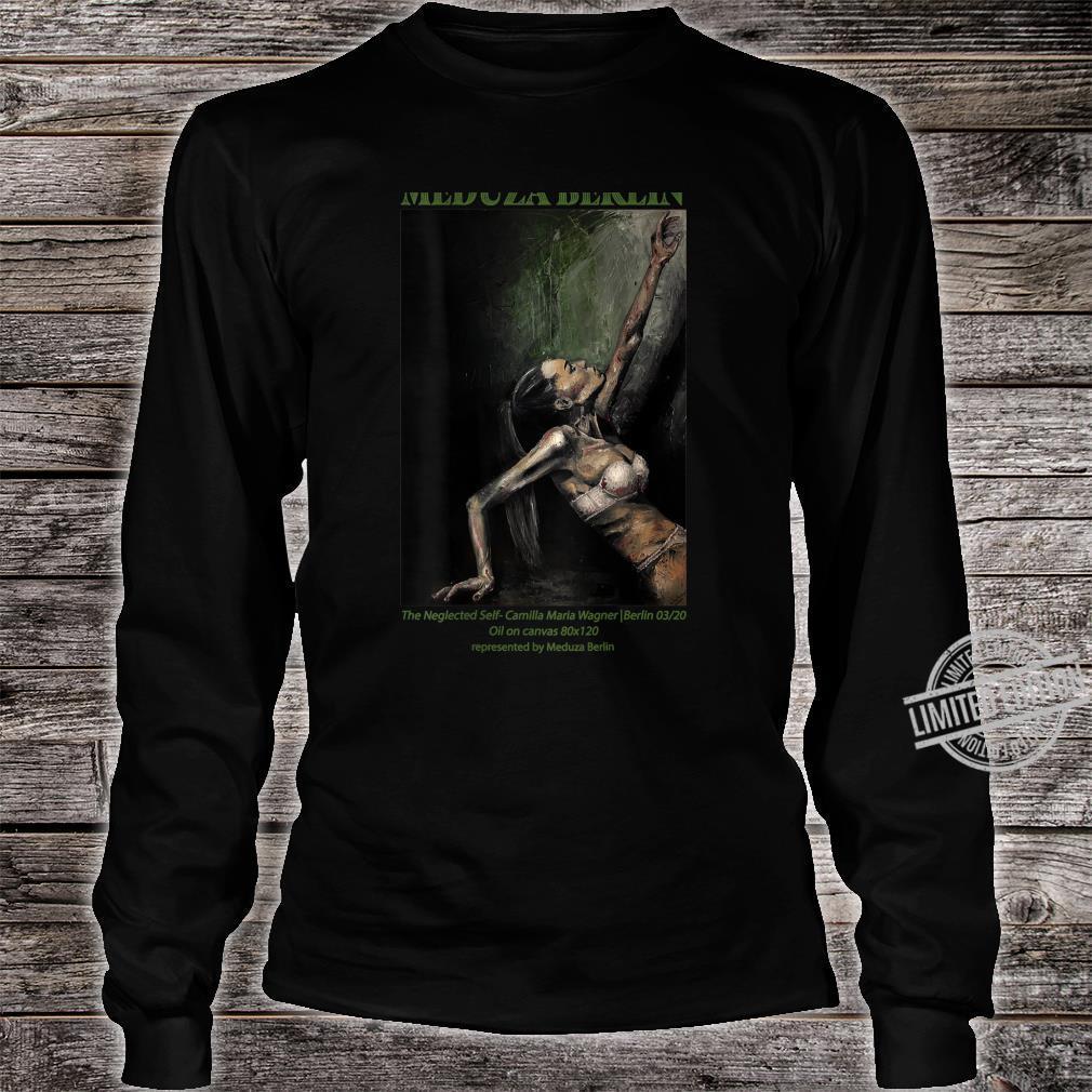 The Neglected Self Meduza Art Print Shirt long sleeved
