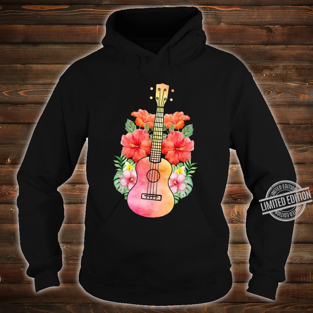 Uke Guitar I Guitarist Hawaii Ukulele Shirt hoodie